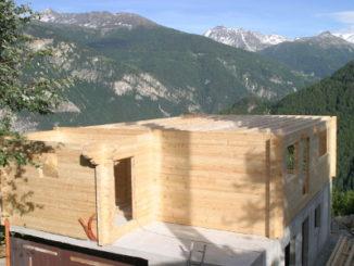 L'auto-construction d'une maison en bois en kit